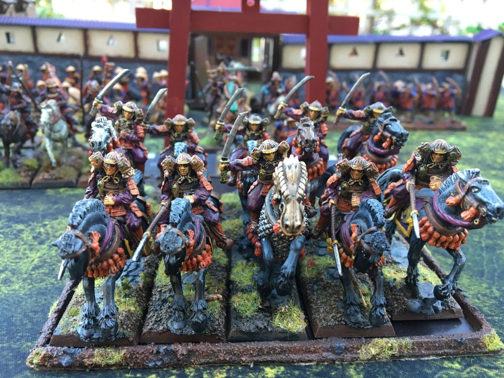 Miniatures by Classic War Clan