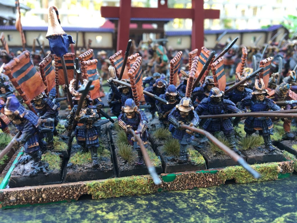 Spearmen by Perry Miniatures